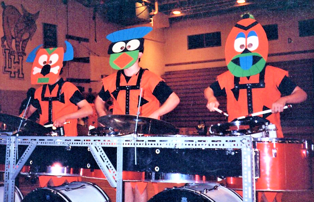 snare line, cartoon year