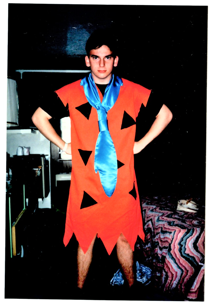 flintstone costume